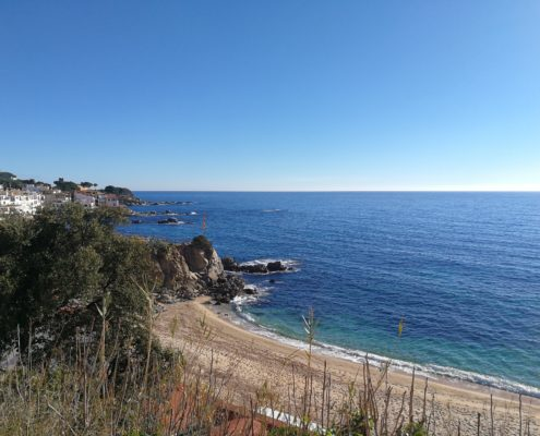 Hostal Plaja Palafrugell, Calella de Palafrugell, Port Pelegrí