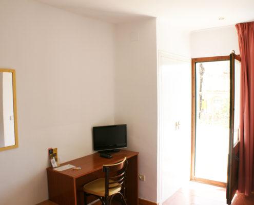 Habitació doble, dos llits, Hostal Plaja Palafrugell